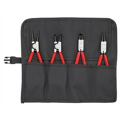 Knipex 00 19 56 Circlip Pliers Set in Roll (4)