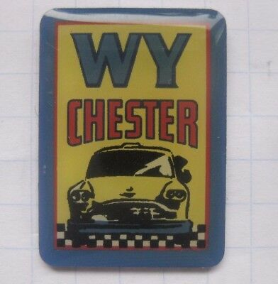 WY CHESTER TAXI .................Zigaretten Pin (162f)