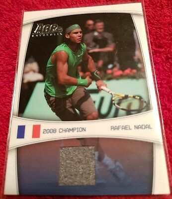 Rafael NADAL 2008 Champion French Open Ace Authentic card GS5 #29/59