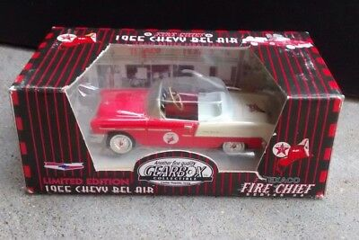"""1955 Chevy Bel Air - """"Fire Chief"""" Toy Car"""