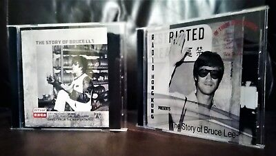 Exclusive Limited Edition CD:The Bruce Lee Story-Musings of the Little Dragon