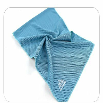 Outdoor Sports Ice Towel Running Quick-Drying Fitness Cold Sense Cooling ZX