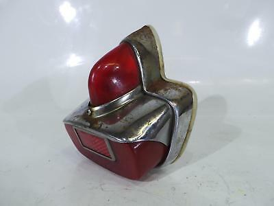 1979 Piaggio Vespa Px150 Tail Light Lamp Siem 3660  *chrome Is Rusty
