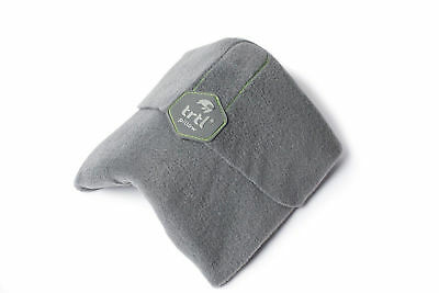 Trtl Pillow - Scientifically Proven Super Soft Neck Support Travel Pillow GRAY