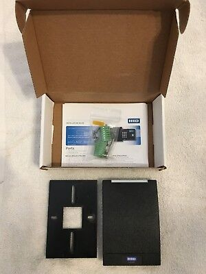 Brand New HID pivCLASS RP40-H Wall Switch Reader (920PHPTEK00332)