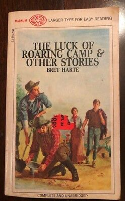 the luck of roaring camp summary
