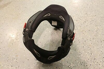 Leatt GPX Pro Lite Carbon Fiber Neck Brace Protection Adult Size L/XL