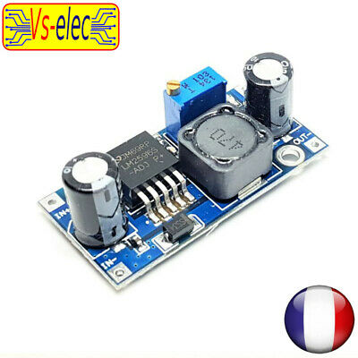 LM2596S LM2596 Step-down Régulateur de tension réglable 5V / 12V / 24V 1235Z