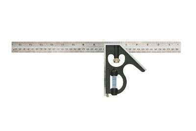 Empire E280IM Heavy Duty Professional Combination Square Inch and Metric Etched