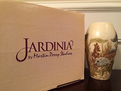 Harmony Ball Down River (Salmon Trout) Jardinia by Martin Perry Studios BNIB
