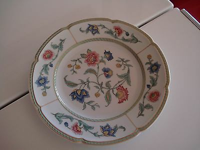 VILLEROY AND BOCH 10 inch Dinner Plate, Indian Summer