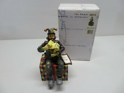 Emmett Kelly Jr./Flambro Autographed Collector's Society 'Welcome to the Club'.