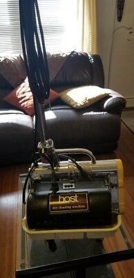 Host Carpet Cleaning Machine