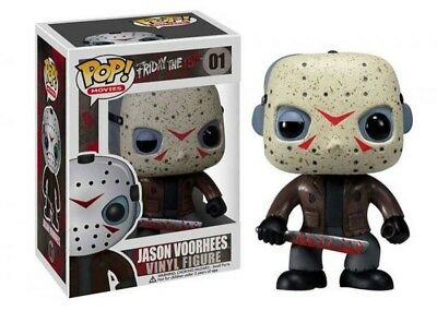 Funko Pop! Movies 01 Friday the 13th - Jason Voorhees Vinyl Action Figures