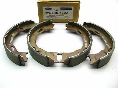 RR EMERGENCY BRAKE SHOES YW7Z-2N712-AA CROWN VIC MARQUIS TOWN C 96-02
