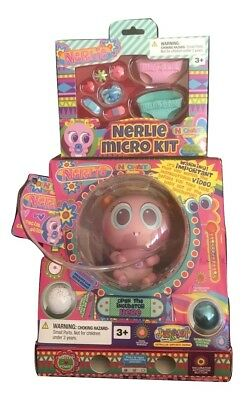 Distroller Nerlie Baby Itzyboop  With Tooth+Micro Kit+Free U.S.A Shipping