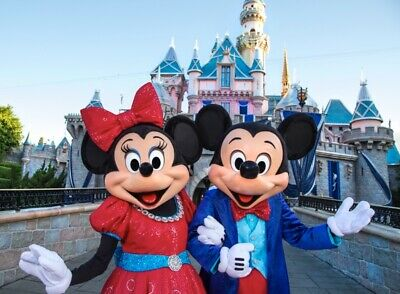 Disneyland 3 Day Tickets So Cal Residents Promo Save Discount Tool $185.00!!!