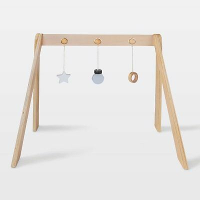 NEW Wooden Play Gym