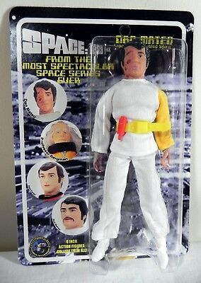 "Space 1999 Dan Mateo The Troubled Spirit Action Figure MOC Mego Style 8"" 2005"