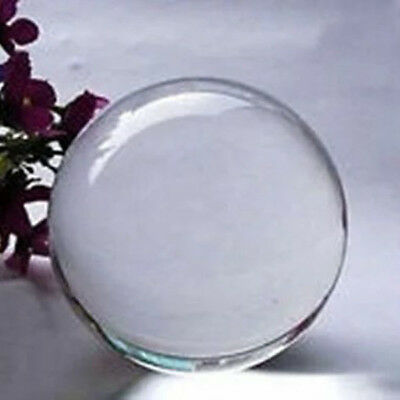 35~40mm Asian Rare Quartz Clear Magic Crystal Healing Ball Sphere with Stand