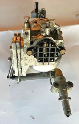 1973 Mercury 20 Hp Outboard Motor Carburetor Assembly 4977A1 Mariner With F Pump