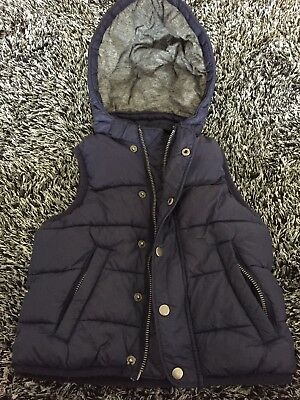 seed heritage boys Puffer Vest Size 3