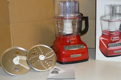 KitchenAid Food Processor in Empire Red - 5KFP0933AER