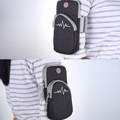 Sport Armband Running Jogging Gym For Cell Phone Arm Band Pouch Holder Bag Case