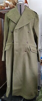 AUSTRALIAN ARMY GREAT COAT Size 9 Brand New 1967 Vietnam Era