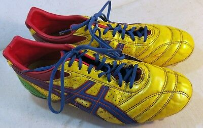 Asics Lethal Flash DS 2 IT - Mens Football Boots, Euro Size 44, UK/AU 9.5 (8267)