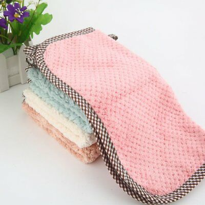 Coral Velvet Lint Absorbent Rag Cloth Dish Cloth Cleaning Cloth  FQ