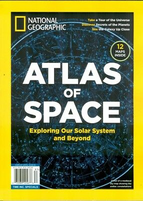 2018 National Geographic Special: Atlas of Space