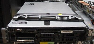 Dell PowerEdge R710 Dual Xeon X5670 6 Core CPU @ 2.93GHz, 32GB RAM, 2x 146GB HDD
