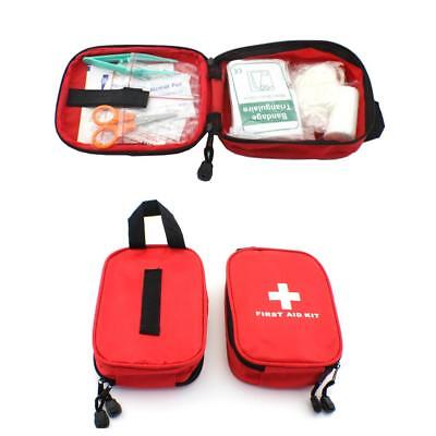 120PCs /Pack Car First Aid Kit Medical Emergency Kit Treatment Pack Camping