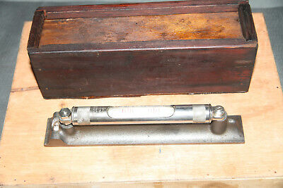 Raybone Chesterman 8in Precision Machinists/Engineers Level. Nice old tool