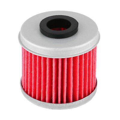 Motorcycle Oil Filter New For HONDA CRF150R CRF250R CRF250X CRF450R CRF450X @A