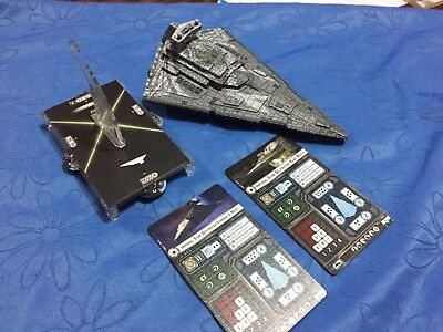 Star Wars Armada Imperial Star Destroyed Kuat/Cymoon Variant