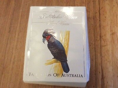 1993 Ten Dollar Silver Proof Coin - The Birds of Australia Series  Palm Cockatoo