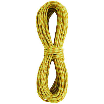 04f04343113fa9 Edelrid Confidence Rope 8mm 40m Oasis Flame 2018 Kletterseil gelb