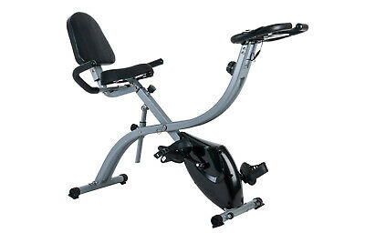 Exercise Bike Trainer Folding Home Gym Cycling X- Bike Magnetic Fitness training