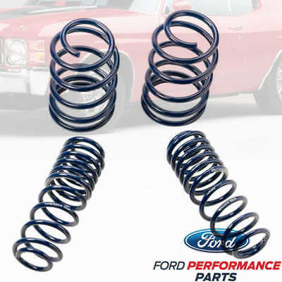 Ford Performance Parts M-5300-KA Lowering Kit Fits 05-10 Mustang