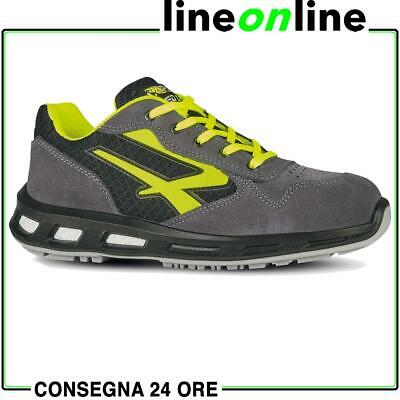 Scarpe antinfortunistiche U Power Yellow S1P SRC - Novità ultreleggere sportive