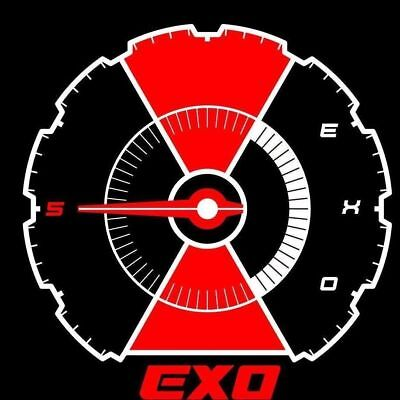 EXO [DON'T MESS UP MY TEMPO] Version select, CD+Poster+Booklet+Photocard