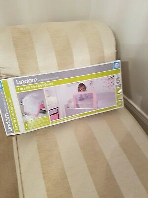 Lindam Baby Girl Bed Gate
