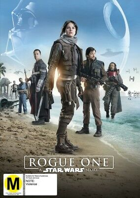 Rogue One A Star Wars Story  [Region 4] - DVD - New - Free Shipping.