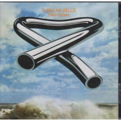 MIKE OLDFIELD Tubular Bells CD Europe Universal 2009 4 Track 2009 Stereo Mixes