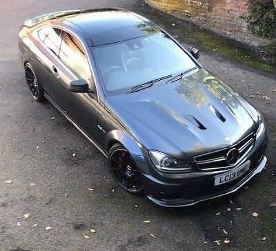 Mercedes c63 AMG 6.3 litre v8 Coupe P31 Factory Performance Pack
