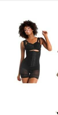 Fast Shipping ! Ardyss Long Body Magic Reshaper Size 40 Black Color