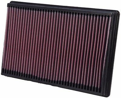 Fits Chevy Camaro SS 2016-2019 6.2L K&N High Flow Replacement Air Filter