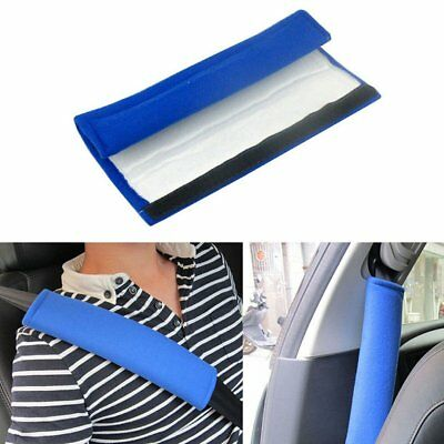 Car Safety Seat Belt Shoulder Pads Cover Cushion Harness Comfortable Pad